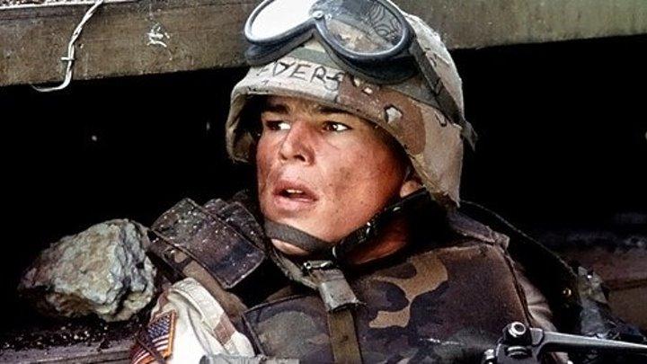 Черный Ястреб (2001) драма; военный