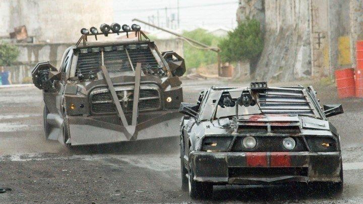 Смертельная гонка 2(HD)_ Франкенштейн живФантастика, Боевик, Триллер