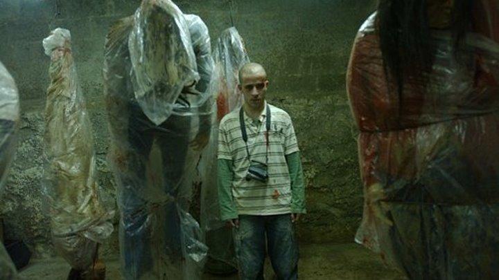 Трейлер к фильму - Граница 2007 ужасы, триллер.