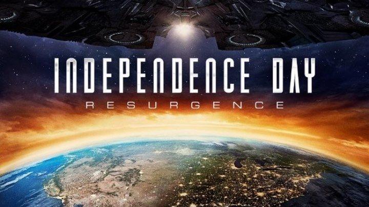 День Независимости 2 Возрождение - Трейлер ( 2016 )
