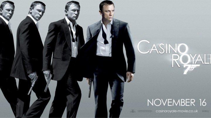 007: Казино Рояль / Casino Royale (2006)