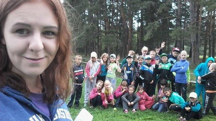 ДОЛ им.Г.С.Титова, 3 сезон 2016, 9 отряд <3
