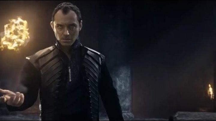 Меч короля Артура - Русский трейлер 2017