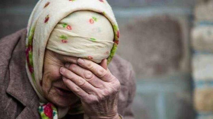 Украина продолжает геноцид населения, под ударом пенсионеры!!!