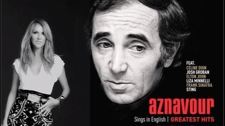 Céline Dion & Charles Aznavour - 'Toi et moi' @ TV Special