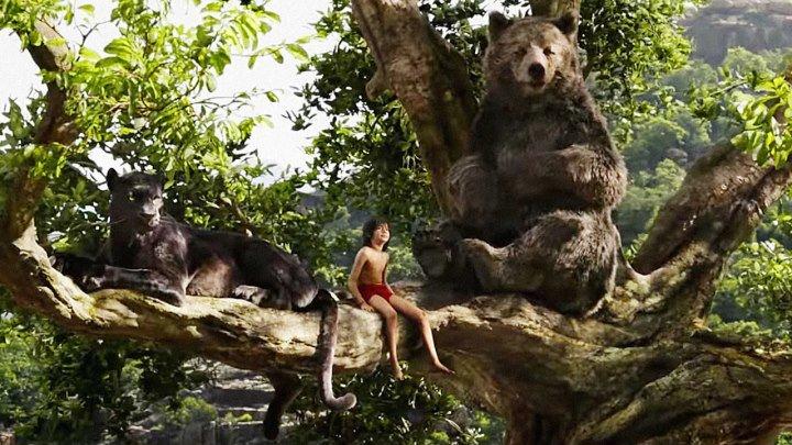 Семейный фильм «Книга джунглей _ Маугли» (1994)