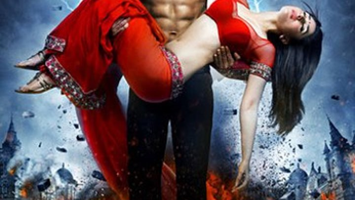 RA.VAN.Ра. Ван /РА. Первый!/ Ra. One / Анубхав Синха / 2011- Индия Фантастика Шахрукх Кхан, Карина Капур, Арджун Рампал,