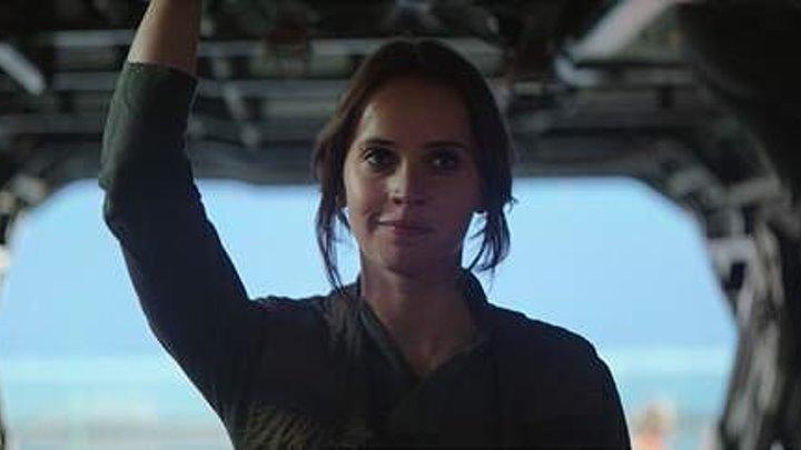 """Мятеж с надеждой в сердце. Смотрите новый трейлер к фильму """"Изгой-один: Звёздные Войны. Истории""""!"""