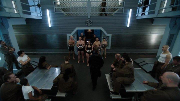 Тёмная материя, 1 сезон 5-8 серии из 13 / Dark Matter [2015, фантастика, триллер]