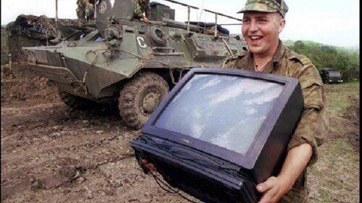 """Бойцы ВСУ проводят плановую """"зачиску"""" квартир населения."""