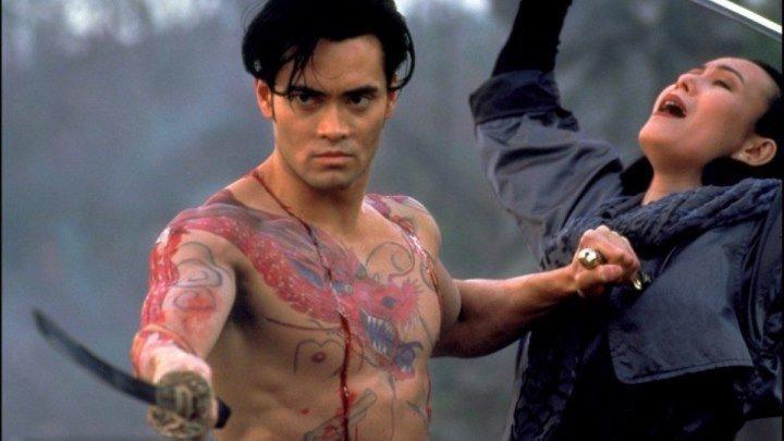 Плачущий убийца (1995) боевик, триллер