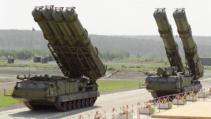 ЗРС С-300В (Антей-2500) прибыл в Сирию. БУДЕТ ЖАРКО!