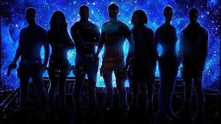 Тёмная материя, 2 сезон. 1-5 серии / Dark Matter [2016, фантастика, триллер]