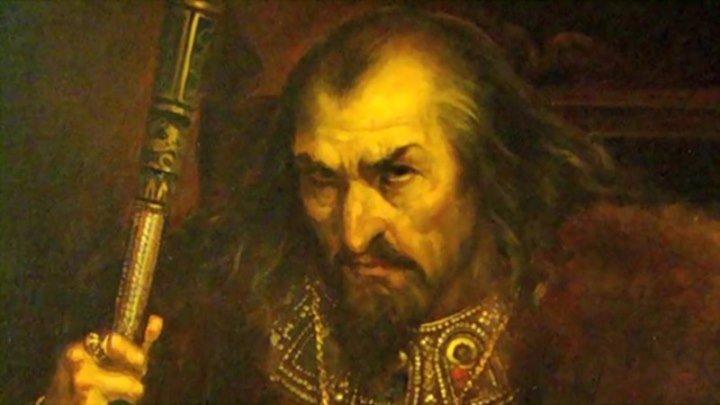 Иван Грозный. Он был ГРОЗНЫМ к врагам русского народа.