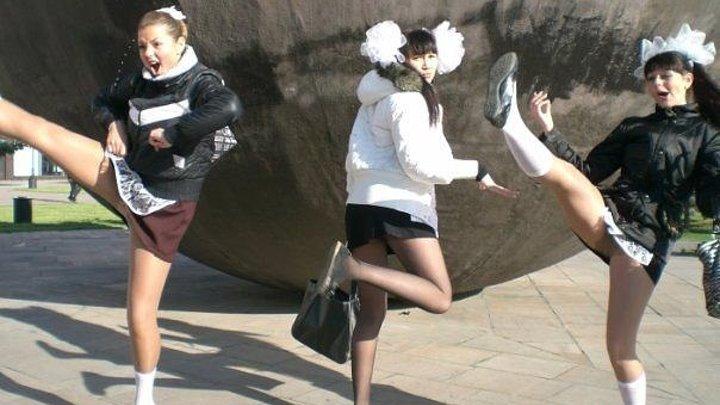 Танец на выпускном в Украине взорвал интернет!!!