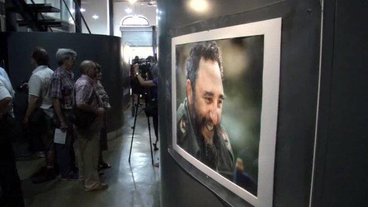 Куба отмечает 90-летний юбилей Фиделя Кастро