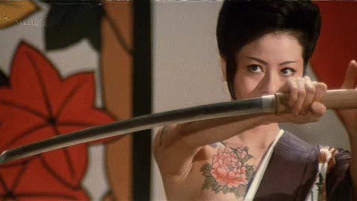 Секс и ярость / Furyo anego den: Inoshika Ocho [Япония 1973 HD] 18+ Боевик, Криминал, Эротика