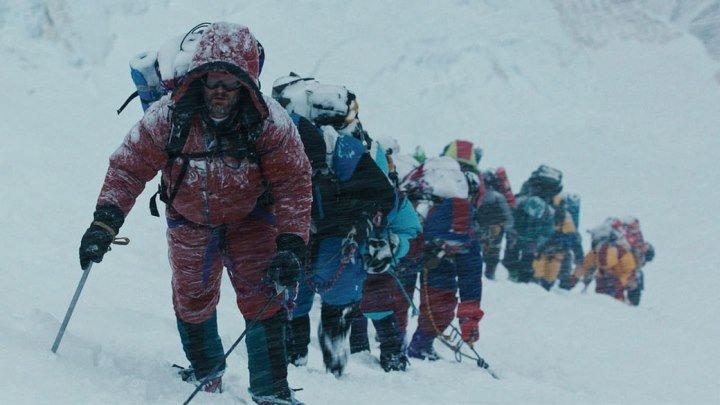 Трейлер к фильму - Эверест 2015 триллер, приключения, драма.