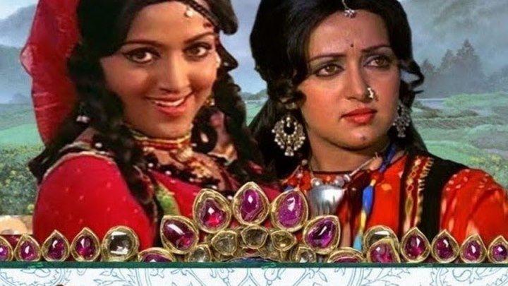 Зита и Гита (1972)Комедия, Мелодрама, Драма, Мюзикл, Приключения, Семейный. Страна: Индия