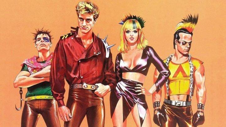 Класс 1984 (драматический триллер)   Канада, 1982
