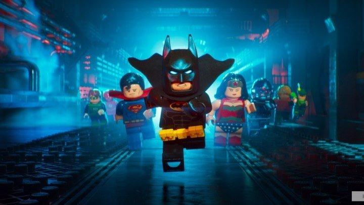 Лего Фильм: Бэтмен / The Lego Batman Movie (дублированный трейлер)