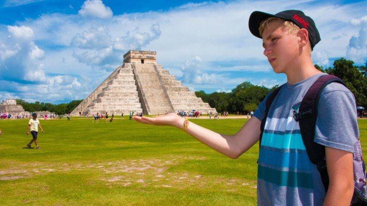 Канкун, Мексика - туристический путеводитель