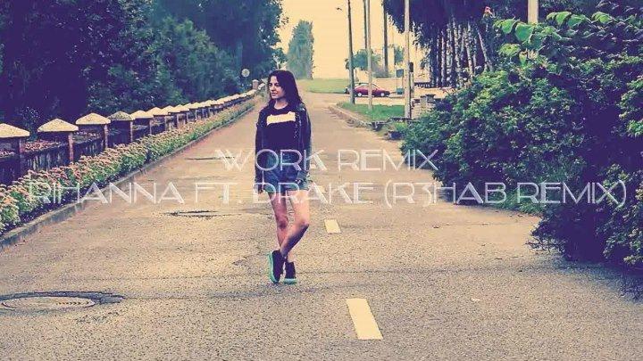 Work - Rihanna ft.Drake (R3hab Remix) - May J Lee Choreography