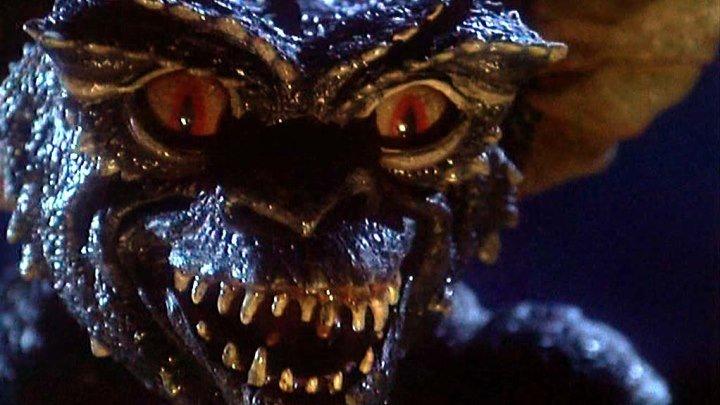 Гремлины / Gremlins (1984, Ужасы, фэнтези, комедия)