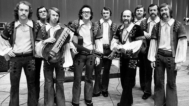 Песняры. Сборник видеоклипов 1970-1980
