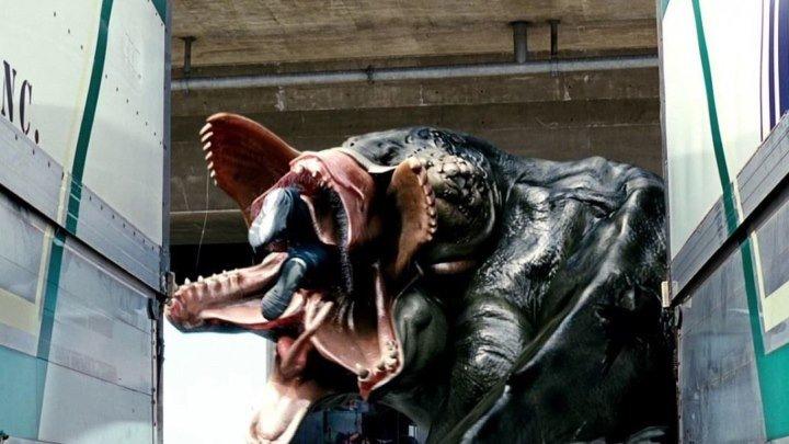 Вторжение динозавра HD(фильм ужасов, фантастика,)2006 (16+)