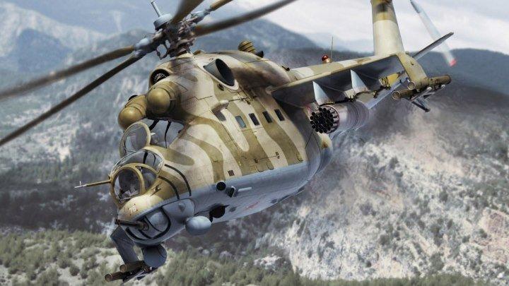 США купят российские ударные вертолёты Ми-35 м для Афганистана.
