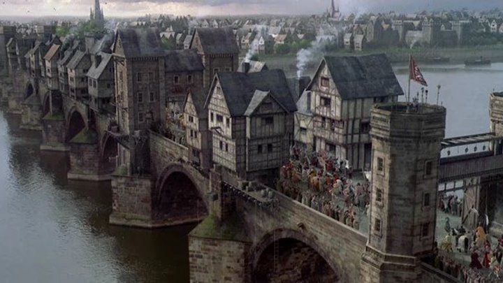 История рыцаря / A Knight's Tale (2001: боевик, мелодрама, комедия)