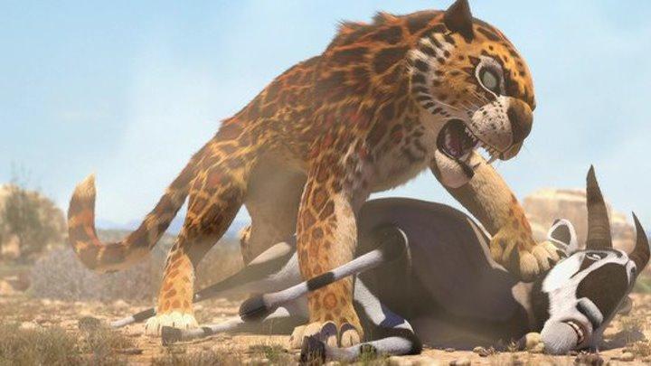 Король сафари / Кумба / Khumba «Всё будет хорошо» мультфильм