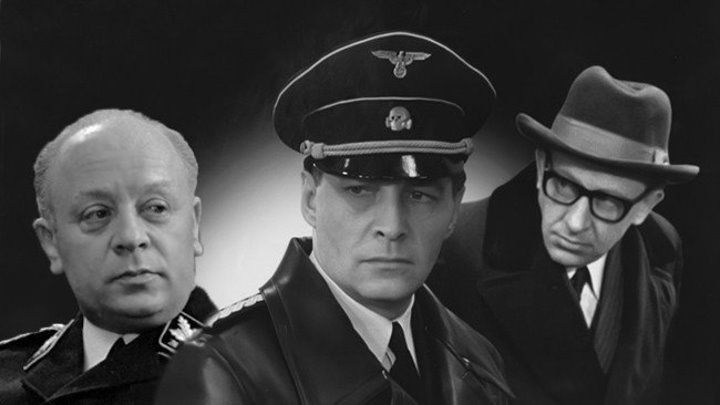 Фильм = Семнадцать Мгновений Весны (1973) 7 - 12 серия. HD