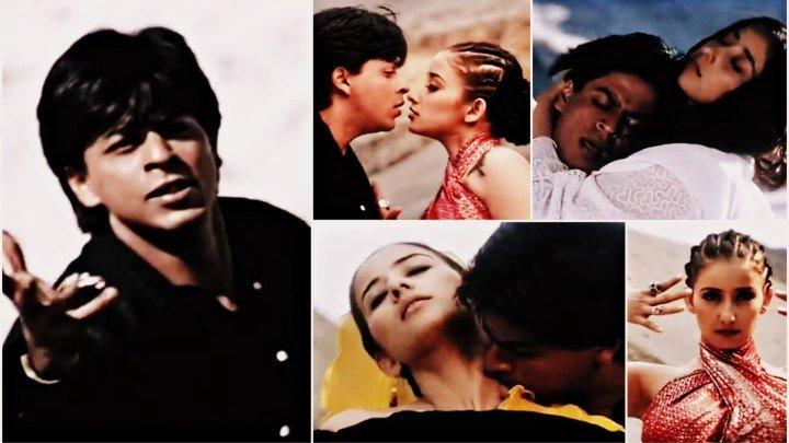 """клип """"Satrangi Re""""(Любовь с первого взгляда.) в HD"""
