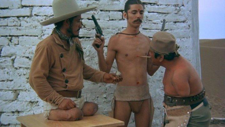 Крот / El Topo (Мексика 1970 HD) Вестерн, Сюрреализм / Реж.: Алехандро Ходоровски
