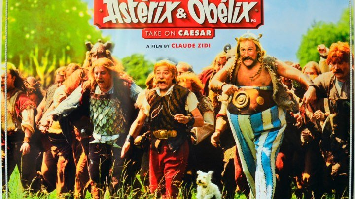 Астерикс и Обеликс против Цезаря смотреть онлайн (фэнтези, комедия, приключения,
