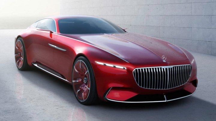 Как вам новый Mercedes? ))))