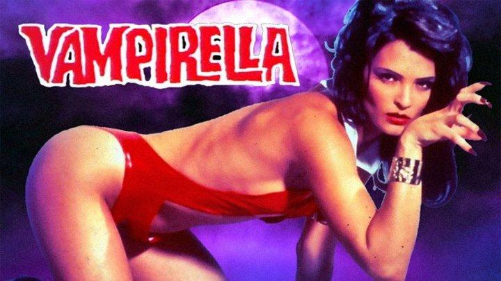 Вампирелла / Vampirella (США 1996) Ужасы, Фантастика