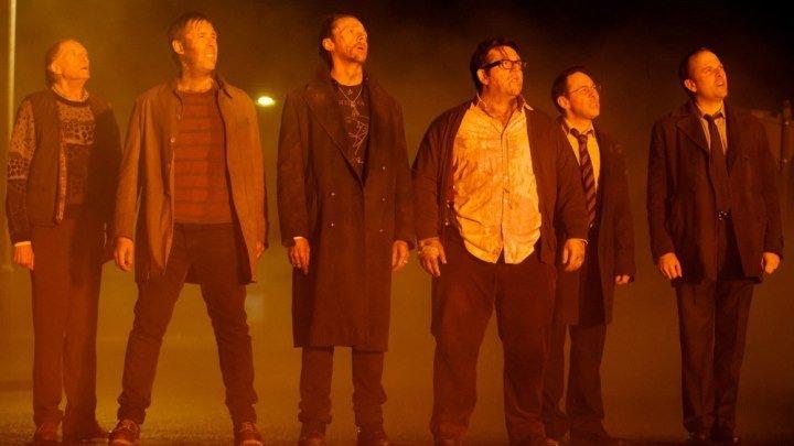 Трейлер к фильму - Армагеддец 2013 комедия, фантастика.