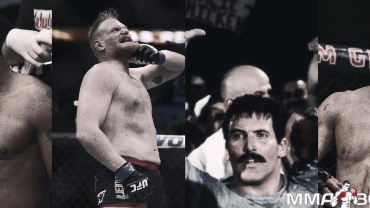 Old School Combat MMA #1