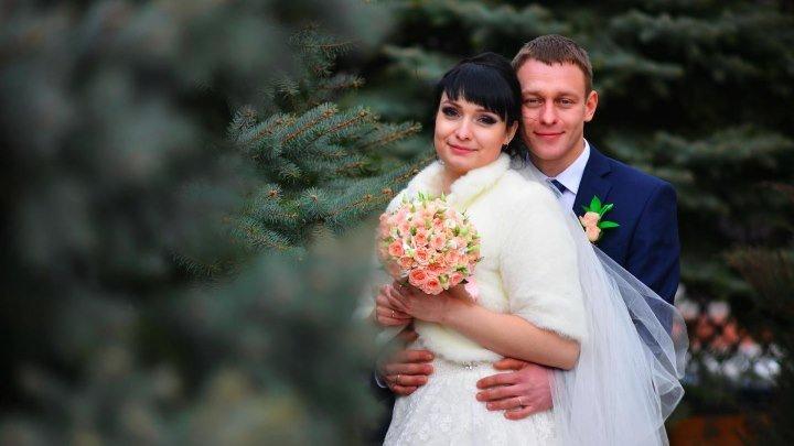 """Фотограф Александр Кошелев (слайд- шоу) """"Виталий и Евгения"""""""