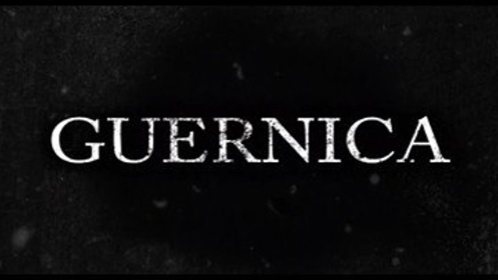 """"""" Герника """" ( военная драма , Испания 1937 ) 2016 г ."""