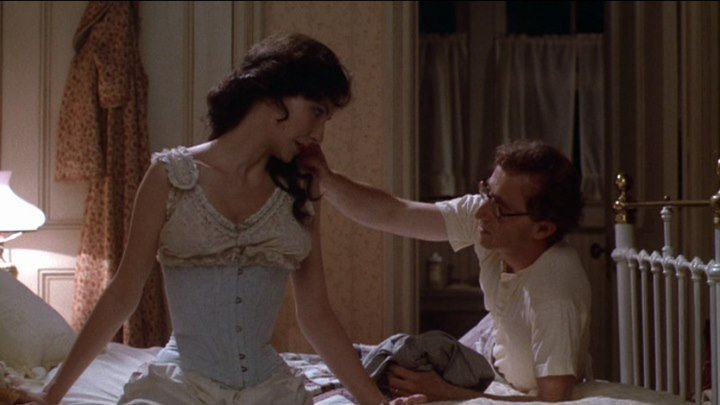 Сексуальная комедия в летнюю ночь (США 1982 HD) комедия, мелодрама / Фильм Вуди Аллена