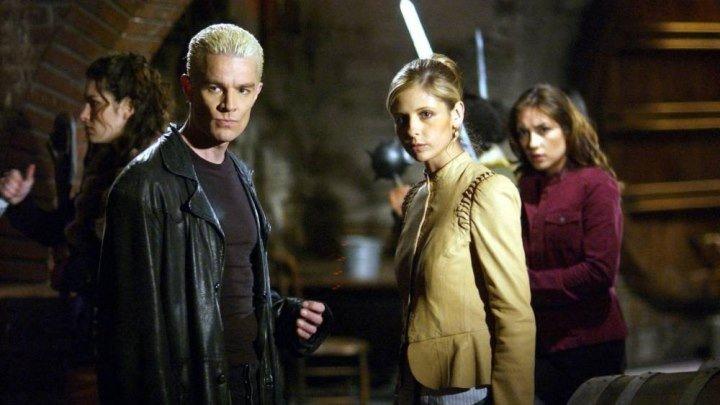 Баффи - истребительница вампиров (Сезон 2, Серии 04-06 из 22) / Buffy the Vampire Slayer (1998) Фэнтези, драма, ужасы