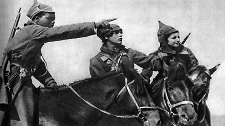 Красные дьяволята. 1923