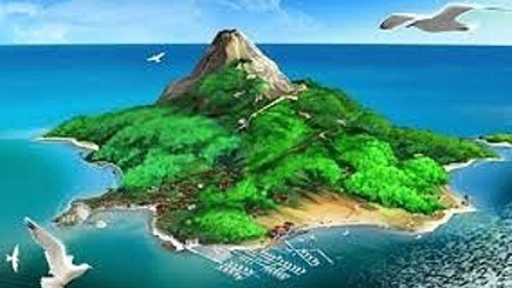 Аудиокнига Таинственный остров 3 ч.