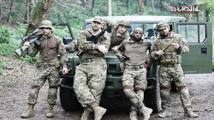 """Фильм """"Война волков"""" Боевик.2015"""