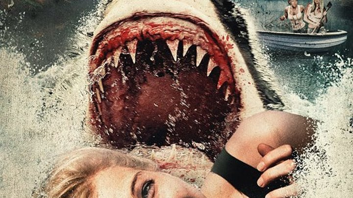 Акулы-зомби (2015).HD(ужасы, фантастика)