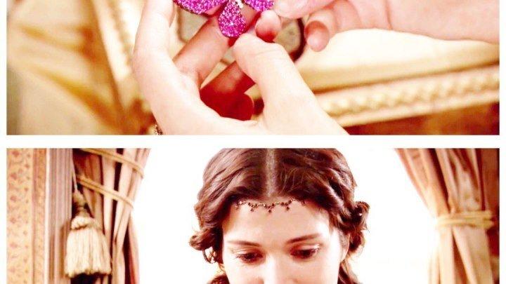 Подарок броши (Бабочка), — Агония любви ''Ибрагим и Хатидже'' (Великолепный Век)